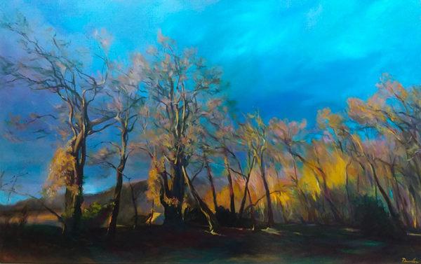 Le vent d'automne