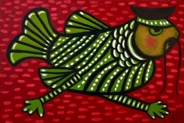 Peixe élégante III