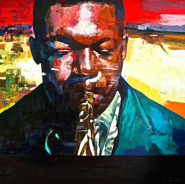 John Coltrane - Africa brass