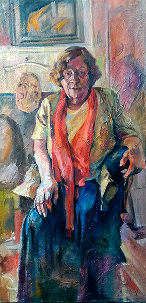 Portrait de Suzanne Hommel