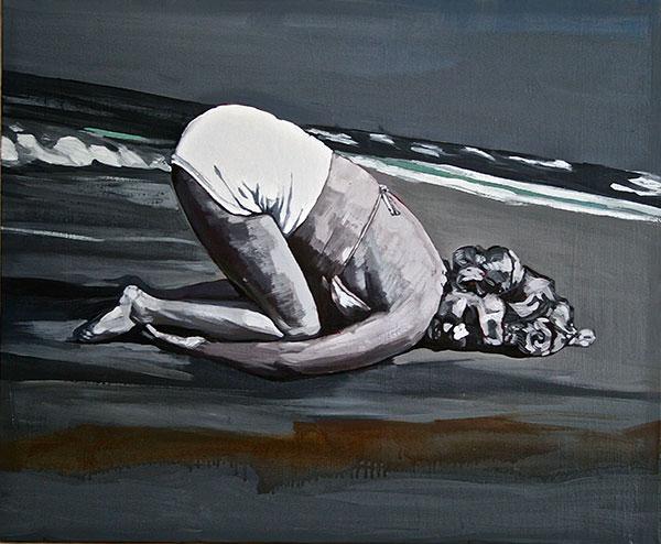 Lost innocence - Norma Jean Baker
