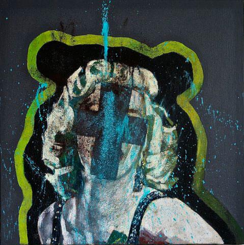 Malevitch croise Marilyn