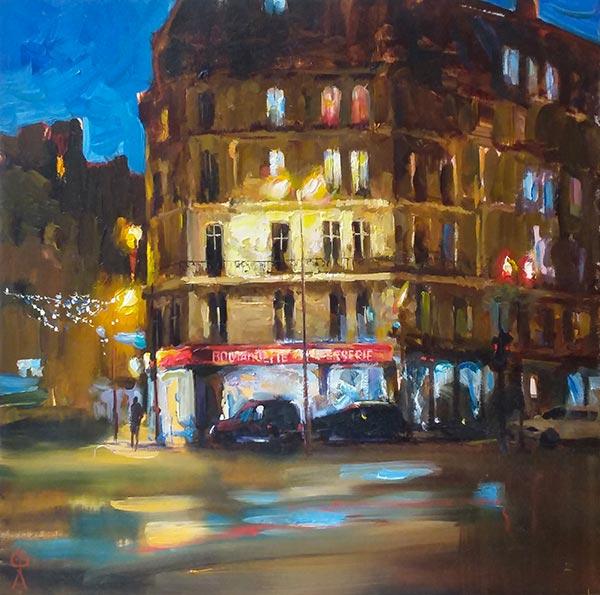 Nocturne Parisien