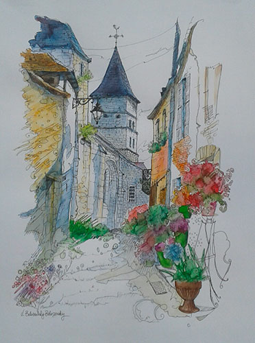 Rue magie
