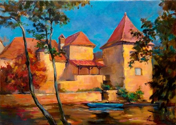 Septembre à Bouzic
