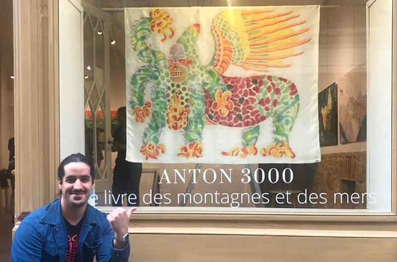 Exposition Anton 3000