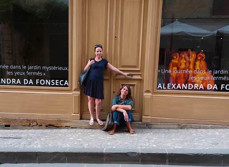 Exposition Alexandra da Fonseca