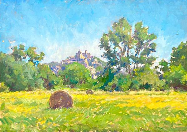painting-Beynac